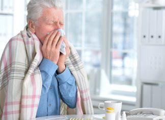 Vor allem im Winter plagt uns gern mal eine fiese Erkältung. Bildquelle: shutterstock.com