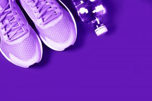 Nach Greenery folgt Ultra Violet. Das Pantone Institut hat die Trendfarbe 2018 bestimmt. Bildquelle: shutterstock.com