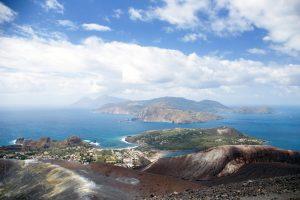 Die äolischen Inseln liegen nördlich von Sizilien. Bildquelle: shutterstock.com