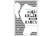 """In """"Auch Killer haben Karies"""" fällt Zahnärztin Leo das Mordpfer quasi direkt in die Kaffeetasse. Bildquelle: emons Verlag"""