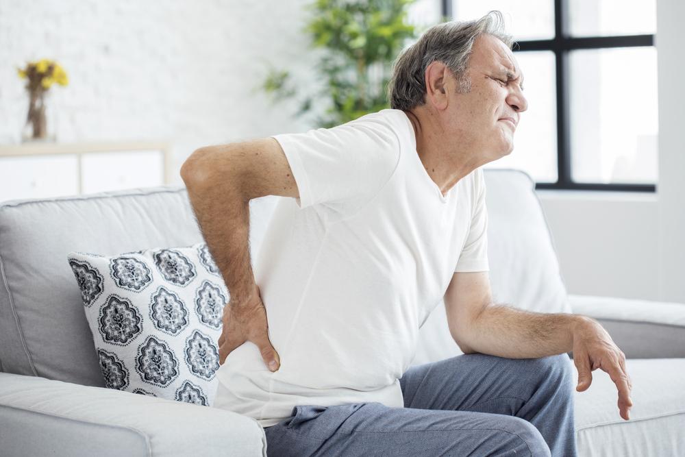 Chronische Schmerzen können ganz unterschiedliche Ursachen haben. Bildquelle: © Shutterstock.com