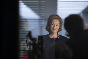 Meryl Streep in die Verlegerin. Quelle: © Universal Pictures International Germany GmbH