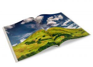 Das Fotoalbum entwerfen Sie direkt selbst am Computer. Bildquelle: Pixabay.de