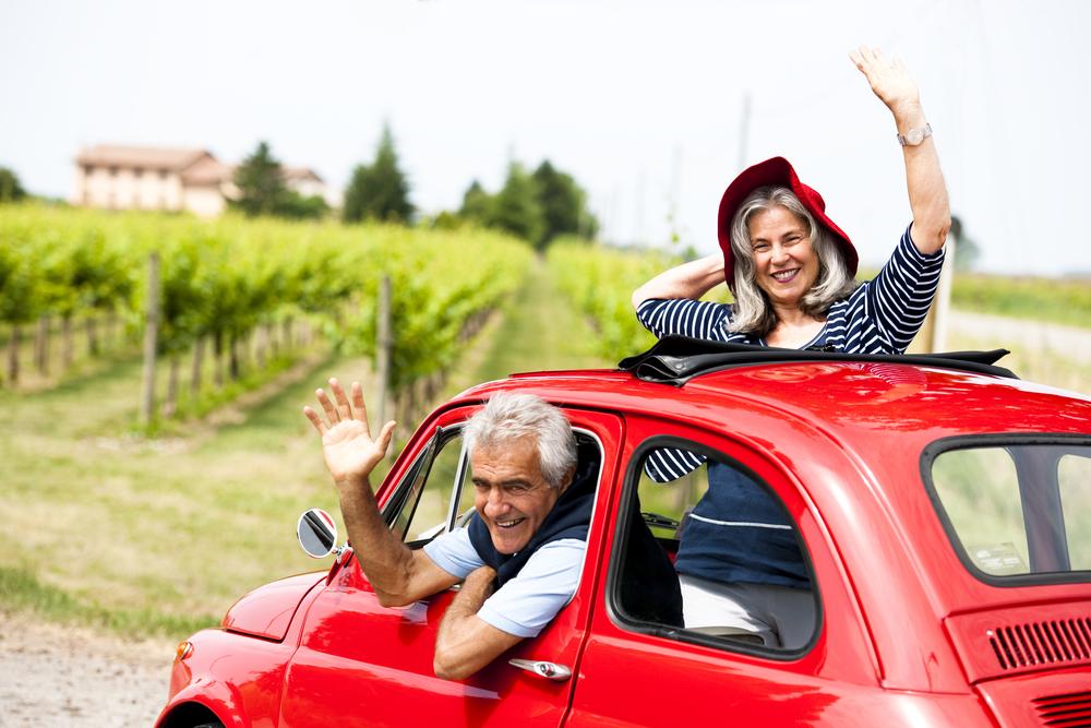 Reisen wie Gott in Frankreich ganz individuell. Bildquelle: shutterstock.com