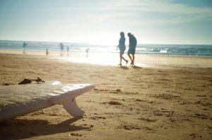 Am Strand von La Jolla kommen die Strandliebhaber und Surfer auf ihre Kosten. Bildquelle: Pixabay.de