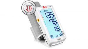 Einfacher war Blutdruckmessen noch nie: Der aponorm® Professionell Touch. Bildquelle: aponorm®