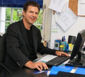 Matthias Thöns ist Palliativmediziner und hat mit seinem Buch ein Plädoyer für ein menschenwürdiges Sterben verfasst. Bildquelle: Andreas Vincke