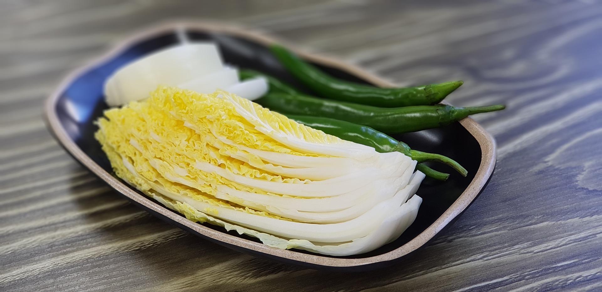 Kimchi Gesund