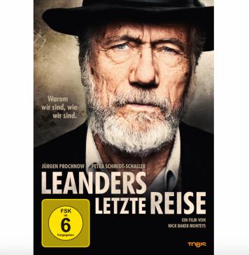 """""""Leanders letzte Reise"""" erscheint am 30. März auf DVD. Bildquelle: Tobis Film"""