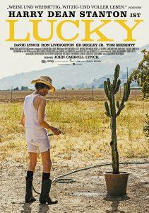 Lucky Filmplakat. Quelle: © Alamode Film