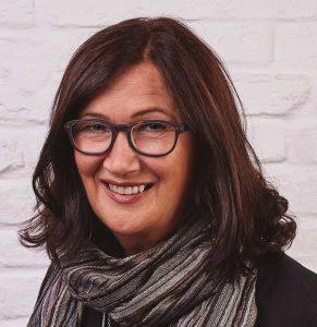 Susanne Anger ist die Sprecherin der Initiative: Mein Erbe tut Gutes. Das Prinzip Apfelbaum. Bildquelle: © DFC/Philipp Scholl