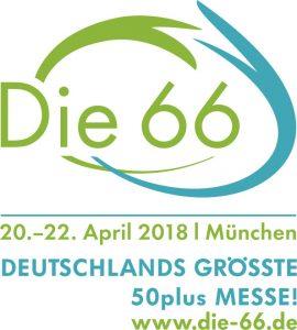 """""""Die 66"""" ist Deutschlands größte Messe für die Generation 50plus! Bildquelle: Die 66"""