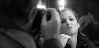 3 TAGE IN QUIBERON: Marie Bäumer spielt Romy Schneider. Quelle: Peter Hartwig / Rohfilm Factory / Prokino