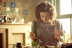 Maudie malt lieber, statt sich um Haus unf Hof zu kümmern. Bildquelle: Duncan Deyoung