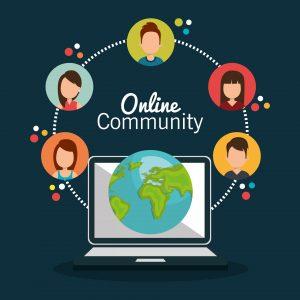 Eine Community ist nichts anderes als eine Gemeinschaft in einem digitalen Medium wie z. B. 59plus. Bildquelle: shutterstock.com