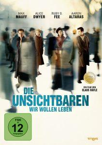 Die Unsichtbaren - Wir wollen leben. DVD Cover. Quelle: © 2012 UNIVERSUM FILM GMBH