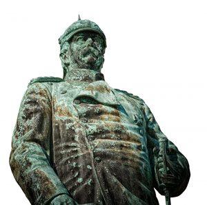 Der Reichskanzler Otto von Bismarck hat die Gesetzliche Rentenversicherung überhaupt erst eingeführt. Bildquelle: Pixabay.de