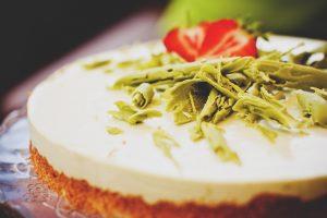 Zunehmend häufiger findet man auch in westlichen Ländern Matcha nicht mehr nur als Tee, sondern auch in Desserts. Bildquelle: Pixabay.de