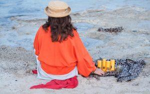 Die Influencerin Gabriele immerschön wirbt z. b. für die hochwertige Sonnenpflegeserie von Chris Farrell. Bildquelle: www.gabriele-immerschoen.de