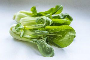 Immer häufiger in den Gemüseabteilungen zu sehen - Pak Choi. Bildquelle: Pixabay.de