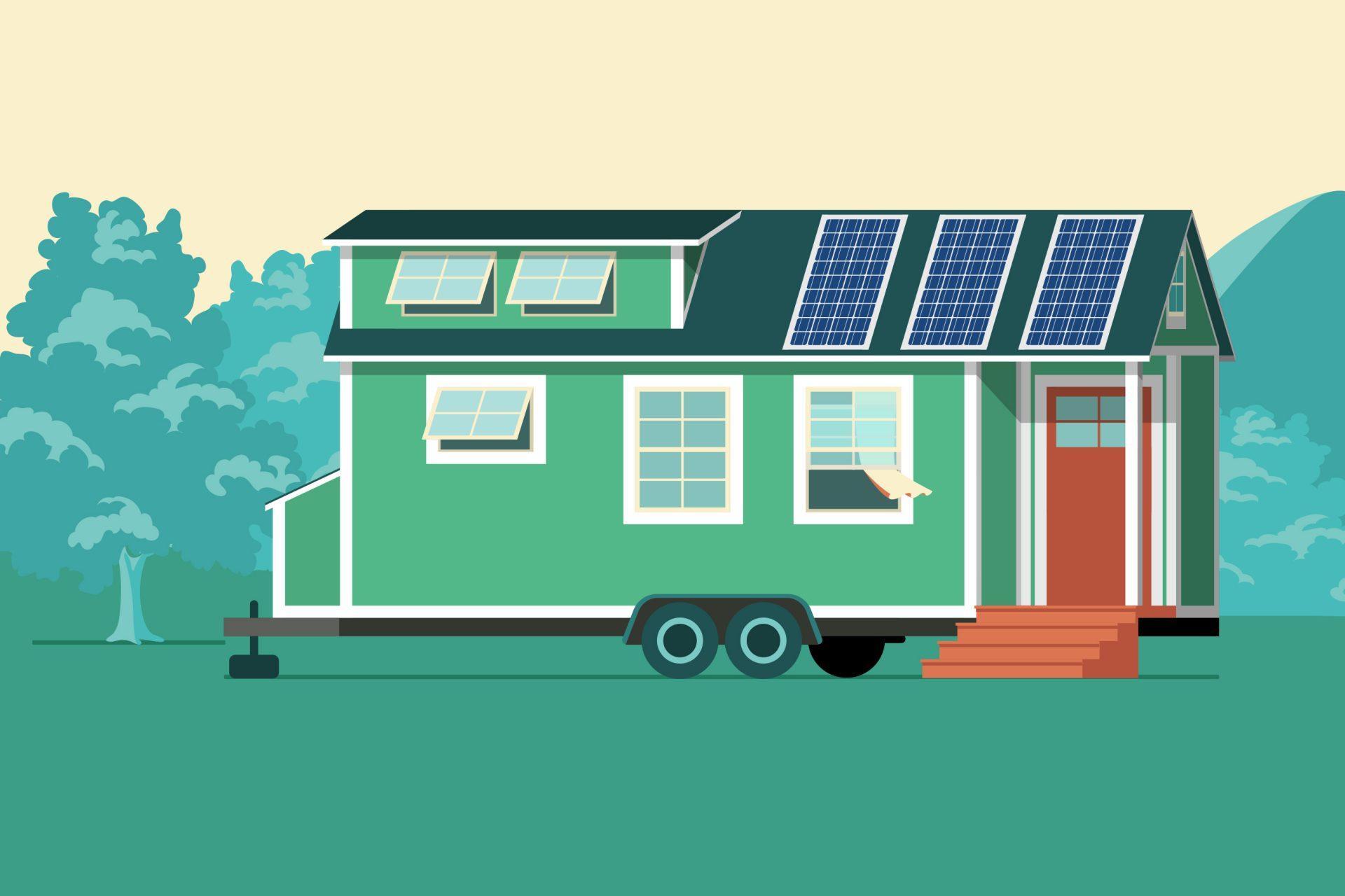 Wohnen Im Tiny House Lebenstraum Oder Alptraum 59plus