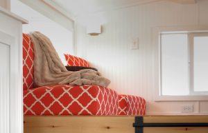 Gemütlichkeit hat in den Tiny Houses einen ebenso hohen Stellenwert wie Funktionalität. Bildquelle: shutterstock.com