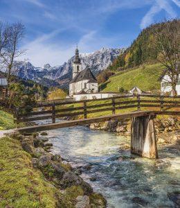 Die Alpen und die wunderschöne Natur machen Bayern zu einem nach wie vor beliebten Reiseziel. Bildquelle: Pixabay.de