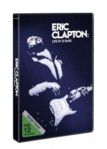 Die Dokumentation Eric Clapton – Life in 12 Bars erscheint am 29. Juni auf DVD. Bildquelle: Universum Film