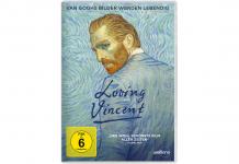 Am 25 Mai erscheint der Film Loving Vincent auch für zuhause. Bildquelle:© Weltkino Filmverleih