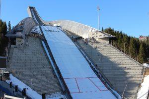 Olympiastimmung am Holmenkollen. Bildquelle: Pixabay.de