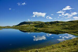 Natur pur finden Sie außerhalb der Städte Oslo oder Trondheim. Bildquelle: Pixabay.de