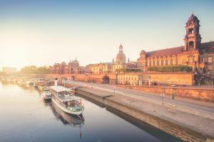 Ein Wanderurlaub in der Sächsischen Schweiz lässt sich auch wunderbar mit einem Besuch in Dresden kombinieren. Bildquelle: Pixabay.de