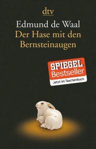 """In """"Der Hase mit den Bernsteinaugen"""" arbeitet Autor Edmund de Wall die beeindruckende Geschichte seiner Familie auf. Bildquelle: dtv Verlag"""