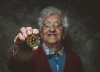 Der Bitcoin gewinnt in der Finanzwelt zunehmend mehr an Bedeutung. Vor allem die Generation 59plus interessiert sich sehr für die sog. Kryptowährung. Bildquelle: shutterstock.com