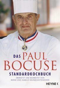 Das Paul Bocuse Standardkochbuch, erschienen im Heyne Verlag. Bildquelle: Heyne Verlag