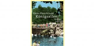 """In Hans Pleschinskis """"Königsallee"""" trifft Thomas Mann auf einen alten Bekannten. Bildquelle: C. H. Beck Verlag"""