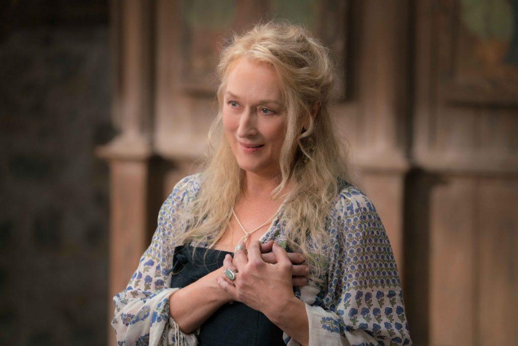Meryl Streep ist auch in Mamma Mia! – Here we go again, wieder als Donna auf der Leinwand zu sehen. Bildquelle: Universal Pictures