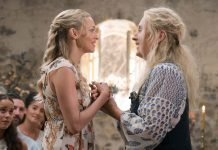 Sophie (AMANDA SEYFRIED) und Donna (MERYL STREEP) in MAMMA MIA! HERE WE GO AGAIN. Quelle: © 2018 Universal Pictures International / Jonathan Prime
