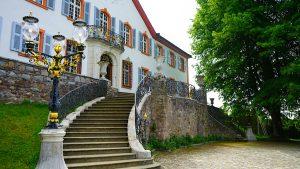 Schloss Bürgeln ist unbedingt einen Besuch wert, wenn man das Markgräflerland bereist. Bildquelle: Beate Ziehres