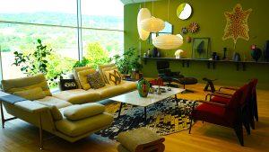 Wer Architektur liebt sollte unebedingt einen Besuch im Vitra Haus und Vitra Design Museum einplanen. Bildquelle: Beate Ziehres
