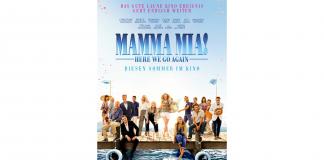 Am 26.09. läuft die Sing Along Version von Mamma Mia! - Here we go again auf deutschen Leinwänden. Bildquelle: Universal Pictures