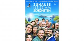 Zuhause ist es am schönsten ist ab dem 02. August in den deutschen Kinos zu sehen. Bildquelle: Wild Bunch