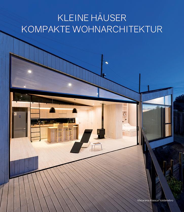 Kleine h user kompakte wohnarchitektur 59plus for Kleine mobile hauser