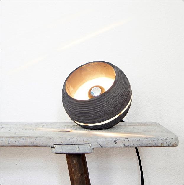 Beton Lampe beton lampe nminus1. made in germany. - 59plus