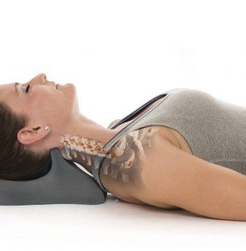 Aktiv zuhause Verspannungen entgegen wirken mit der Therapieunterlage Cranibas von ARTZT