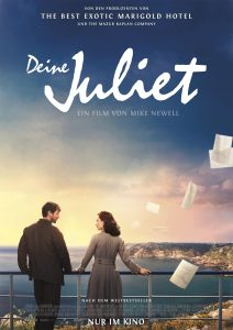 Deine Juliet – Ab dem 9.8.2018 im Kino. Quelle: © Studiocanal