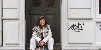 Älterwerden: Ja bitte! Dei aktuelle Kolumne der wunderbaren Gabriele immerschön. Bildquelle: ©Gabriele immerschön.