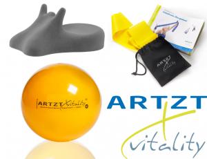 Gewinnen Sie eines von drei Entspannungspaketen von ARTZT vitality