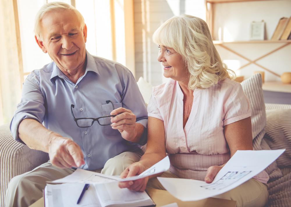 Die Immobilien-Leibrente ist eine durchaus interessante Variante der Wohnformen im Alter. Bildquelle: © Shutterstock.com