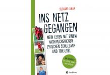 """""""Ins Netz gegangen"""" - eine Pflichtlektüre zum Thema Fußball für alle Eltern und Großeltern. Bildquelle: Susanne Amar"""